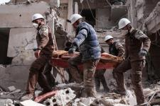 "Konflik Suriah: Israel Evakuasi Anggota Kelompok ""Helm Putih"""