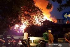 26 Rumah di Jakarta Pusat Terbakar