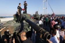 Turki Vonis Terdakwa Kudeta dengan 79 Hukuman Seumur Hidup