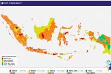 Situasi COVID-19 Indonesia, Kasus Baru: 6.027, Sembuh: 4.271 Kasus