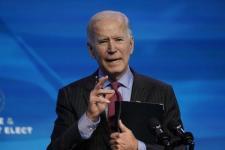 Biden Ajukan US$ 1,9 Triliun untuk Kendalikan COVID-19