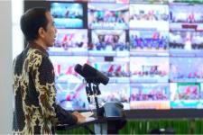 Jokowi: Anggaran Besar Kementerian PUPR Harus Mengungkit Ekonomi Nasional