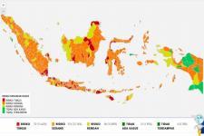 Lagi, Indonesia Catat Rekor Tertinggi Harian COVID-19: 12.818 Kasus