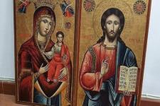 Lebanon Kembalikan Ikon Religius Yang Dicuri ke Yunani