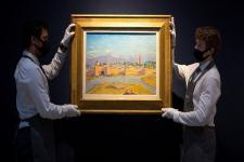 Lukisan Karya Mantan PM Inggris, Winston Churchil, Laku Rp 161 Miliar