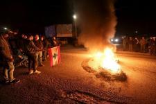 Demonstran Turun ke Jalan di Berbagai Kota