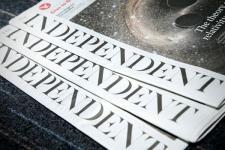 """Media Inggris """"The Independent"""" Tinggalkan Edisi Cetak"""