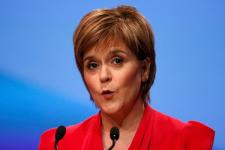 Bahas Ekonomi, PM Skotlandia Gembira Ketemu Sadiq Khan