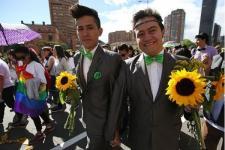 Kolombia Sahkan Perkawinan Sesama Jenis