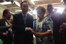 Sekjen PBB Terima Laporan Genosida di Papua