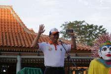 Ahok Canangkan Perayaan HUT Ke-489 DKI Jakarta