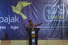 Darmin: Hasil Amnesti Pajak Belum Bisa Terlihat
