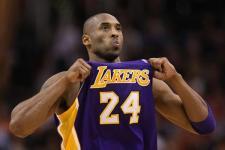 Los Angeles Gelar Upacara Penghormatan untuk Kobe Bryant