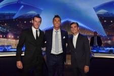 Cristiano Ronaldo Sabet Gelar Pemain Terbaik UEFA