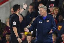 David Moyes Dihukum FA karena Memaki Wasit