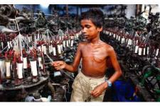 Pekerja Anak di Bangladesh Kerja 64 Jam Setiap Pekan