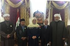 Indonesia-Irak Sepakat Tingkatkan Kerja Sama Keagamaan