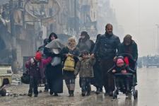 Roh Kudus Gerakkan Muslim Suriah Berdoa dengan Pendeta