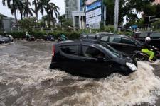 BNPB Nilai Penanganan Banjir Jakarta Sudah Baik