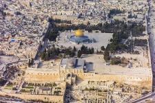 Palestina Berupaya Kembangkan Pariwisata Religi dan Purbakala