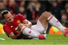 Cedera Parah, Ibrahimovic Istirahat Hingga Januari 2018
