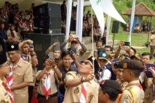 Pramuka Indonesia Sangat Penting bagi Dunia
