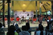 Ansambel Anak Nusantara Pentaskan Lagu-lagu Daerah