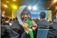 Peneliti Remaja RI Raih Penghargaan di Kompetisi Ilmiah Internasional