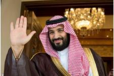 Raja Salman Copot Keponakan, Angkat Anaknya Jadi Putra Mahkota