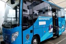 Masyarakat Agar Pilih Bus Pariwisata Berstiker Uji Kelaikan