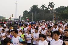 Pemprov DKI Dukung Event Bhayangkara Run 2017