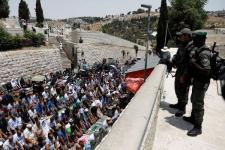 Israel Larang Pria di Bawah 50 Tahun Salat di Masjid Al Aqsa