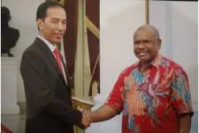 Bertemu Jokowi, 14 Tokoh Papua Bicara Penembakan Deiyai