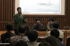 Mahasiswa KKN UKDW Kembangkan Wisata Bahari Manggarai Barat
