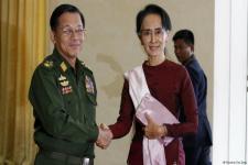 Siapa Min Aung Hlaing yang Sulut Kekerasan di Rakhine?
