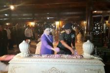 Panglima TNI Ziarah ke Makam Soeharto