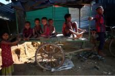 PBB Desak Operasi Militer Terhadap Rohingya Dihentikan