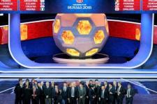 Arab Saudi-Rusia Jadi Laga Pembuka Piala Dunia 2018