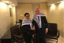 RI Komitmen Dukung Kemerdekaan Saat Bertemu Menlu Palestina