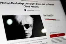 Tiongkok Tutup Hampir 128.000 Situs Web pada 2017