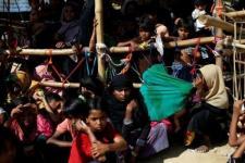 UNICEF: Puluhan Ribu Anak Rohingya Hidup dalam Kondisi Tak Layak
