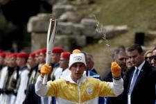 Estafet Obor Olimpiade Pyeongchang Dimulai di Seoul
