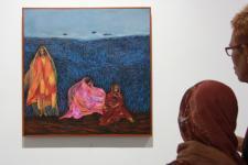"""Sangkring Art Project Gelar Adu Domba """"Wolu"""""""