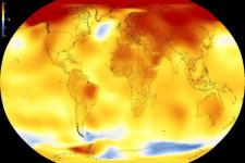 Tanpa El Nino Bumi Terus Menghadapi Pemanasan