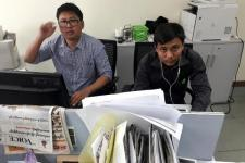 DK PBB Bahas Pembebasan Wartawan di Myanmar