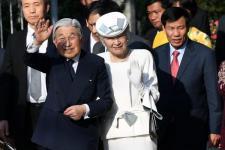Rencana Penetapan Upacara Turun Takhta Kaisar Jepang