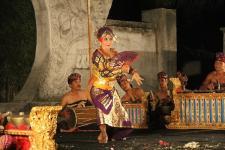 Samadi dan Luh Menek, Dua Pengabdi Seni Tampil di BBB