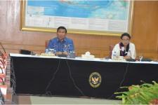 RI Kerahkan Semua Kementerian Bantu Negara-negara Pasifik Selatan