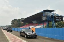Presiden Jokowi Dukung Lomba Moto GP di Sirkuit Sentul 2020