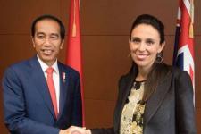 Bertemu Jokowi PM Selandia Baru Bicara Ekonomi dan Isu Papua